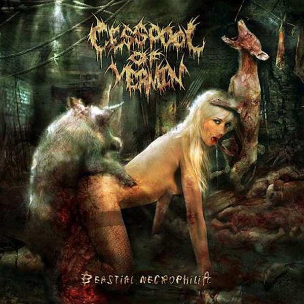 Cesspool of Vermin - Beastial Necrophilia