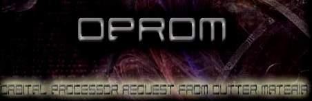 OPROM - Logo
