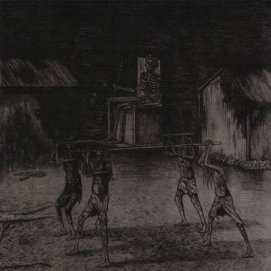 Blood Red Fog - Radiating Desolation