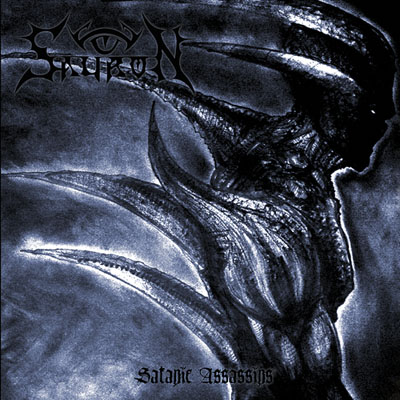Sauron - Satanic Assassins