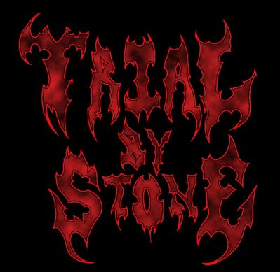 Trial by Stone - Logo