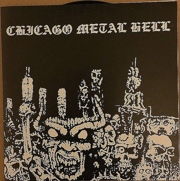 Cianide / Malas / Hellrealm / Terror Throne - Chicago Metal Hell