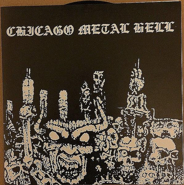 Cianide / Malas / Hellrealm / Terror Throne - Chicago Metal Hell