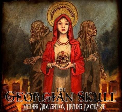 The Georgian Skull - Mother Armageddon, Healing Apocalypse