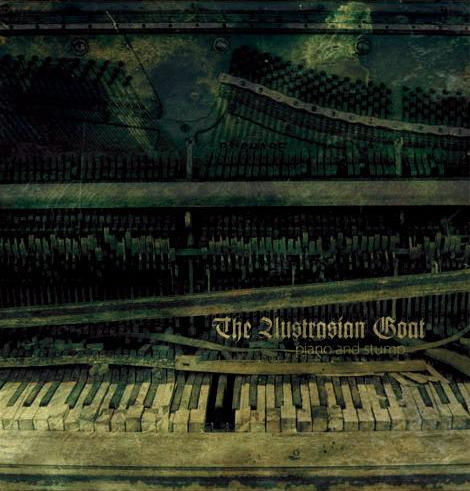 The Austrasian Goat - Piano and Stump