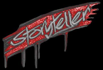 Storyteller - Logo