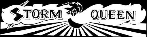 StormQueen - Logo