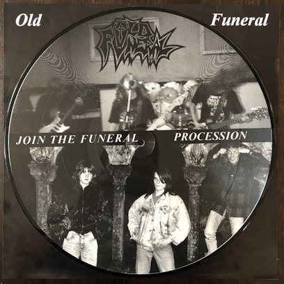 Old Funeral - Join the Funeral Procession