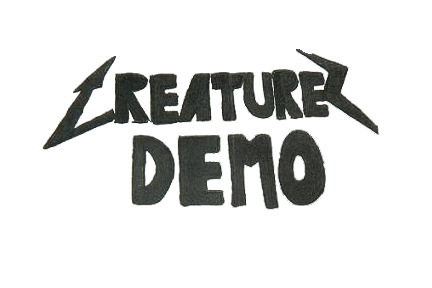 Creatures - First Demo