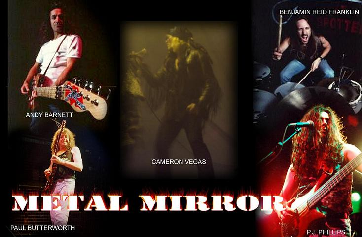 Metal Mirror - Photo
