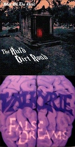 Bible of the Devil / Valkyrie - The Auld Dirt Road / False Dreams
