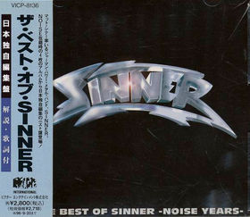 Sinner - The Best of Sinner - Noise Years