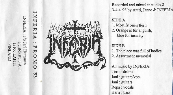 Inferia - Promo 1993