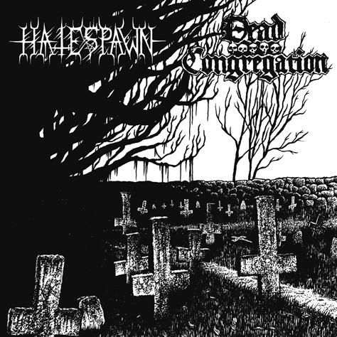 Dead Congregation / Hatespawn - Dead Congregation / Hatespawn