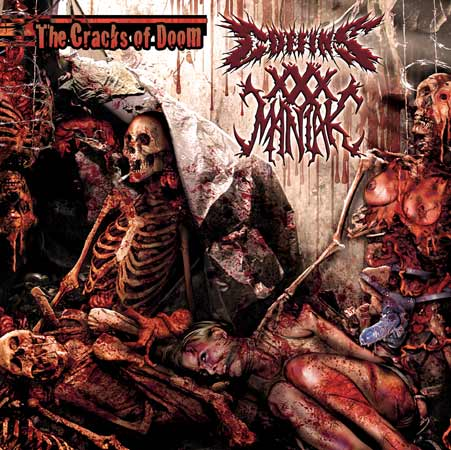 Coffins / XXX Maniak - The Cracks of Doom