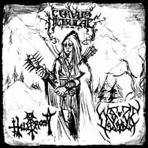 Hellfrost / Cervus Nebulae / Blaze of Sorrow - Hellfrost / Cervus Nebulae / Blaze of Sorrow