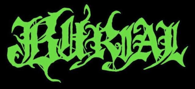 Burial - Logo