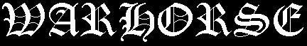 Warhorse - Logo