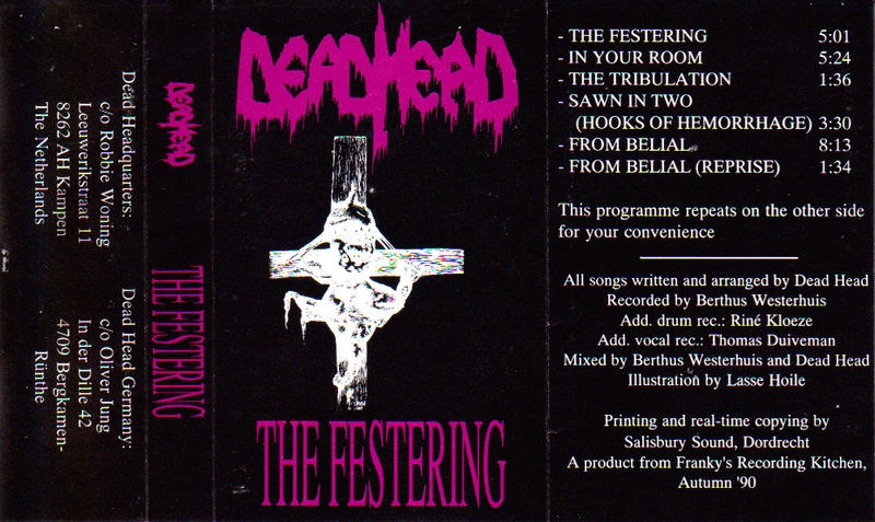 Dead Head - The Festering
