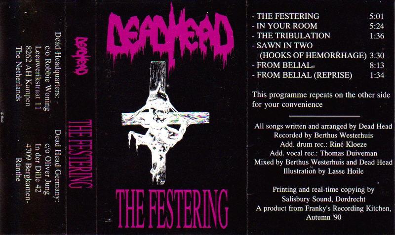 Dead Head - The Festering