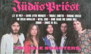 Judas Priest - Trouble Shooters