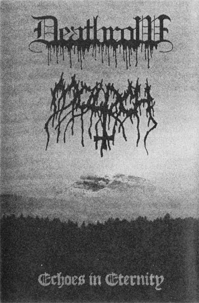 Moloch / Deathrow - Echoes in Eternity