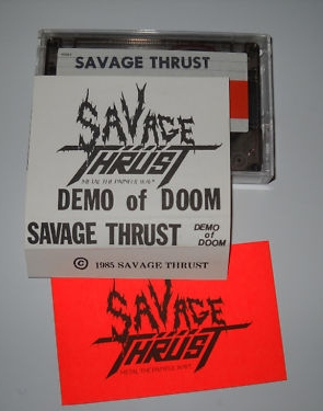 Savage Thrust - Demo of Doom