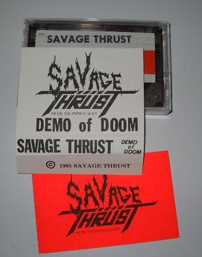 Savage Thrust - Demo of Doom