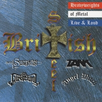 Angel Witch / Tank / Girlschool / Samson - British Steel: Heavyweights of Metal Live & Loud