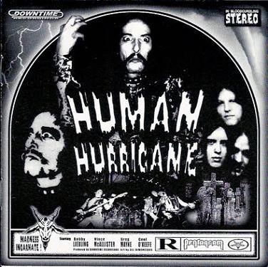 Pentagram - Human Hurricane