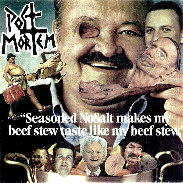 Post Mortem - Seasoned NoSalt Makes My Beef Stew Taste like My Beef Stew.