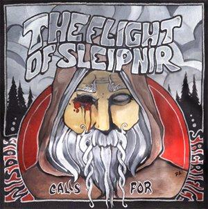The Flight of Sleipnir - Wisdom Calls for Sacrifice