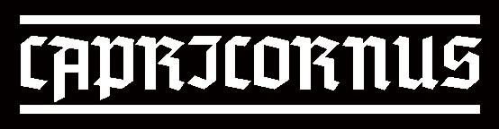 Capricornus - Logo