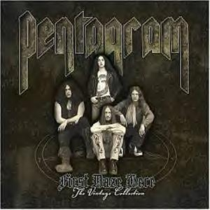 Pentagram - First Daze Here (The Vintage Collection)