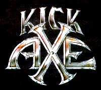 Kick Axe - Logo