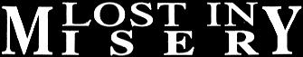 Lost in Misery - Logo