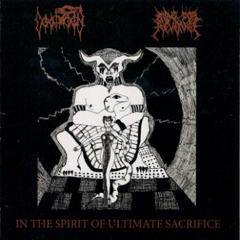 Goatmoon / Ride for Revenge - In the Spirit of Ultimate Sacrifice