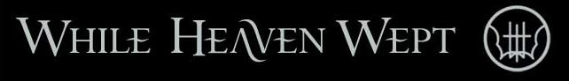 While Heaven Wept - Logo