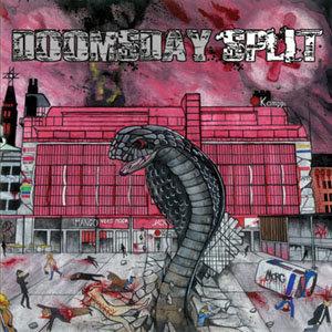 Morg / Treachery / No - Doomsday Split