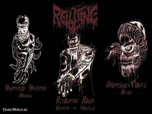Revolting - Promo 2008