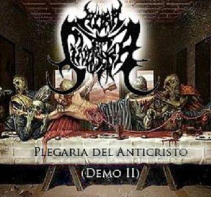 Aura Siniestra - Plegaria Del Anticristo (Demo II)