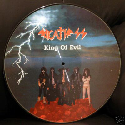 Death SS - Kings of Evil
