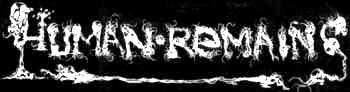 Human Remains - Logo