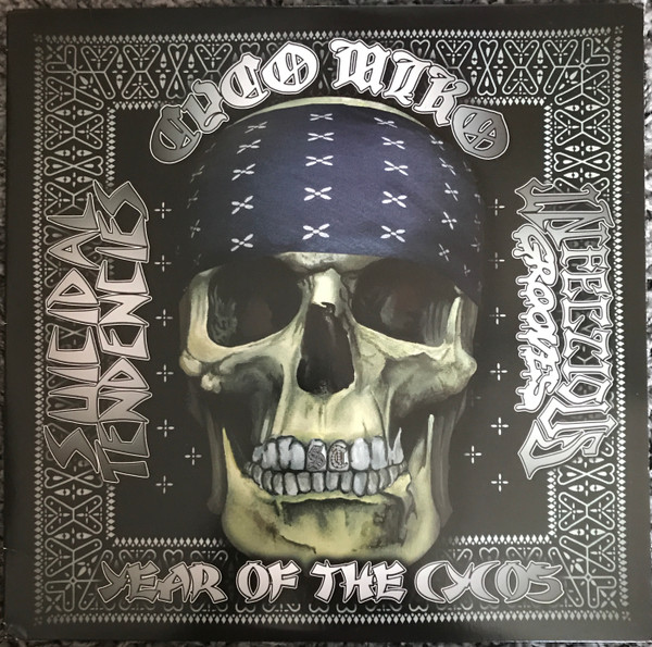 Suicidal Tendencies / Cyco Miko / No Mercy / Infectious Grooves - Year of the Cycos