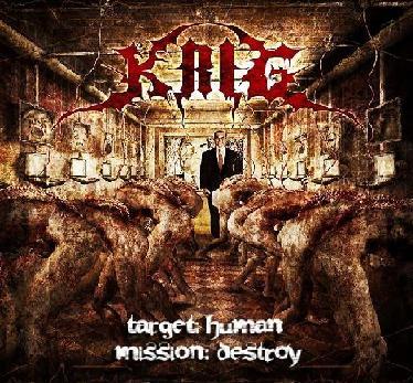 Krig - Target: Human Mission: Destroy
