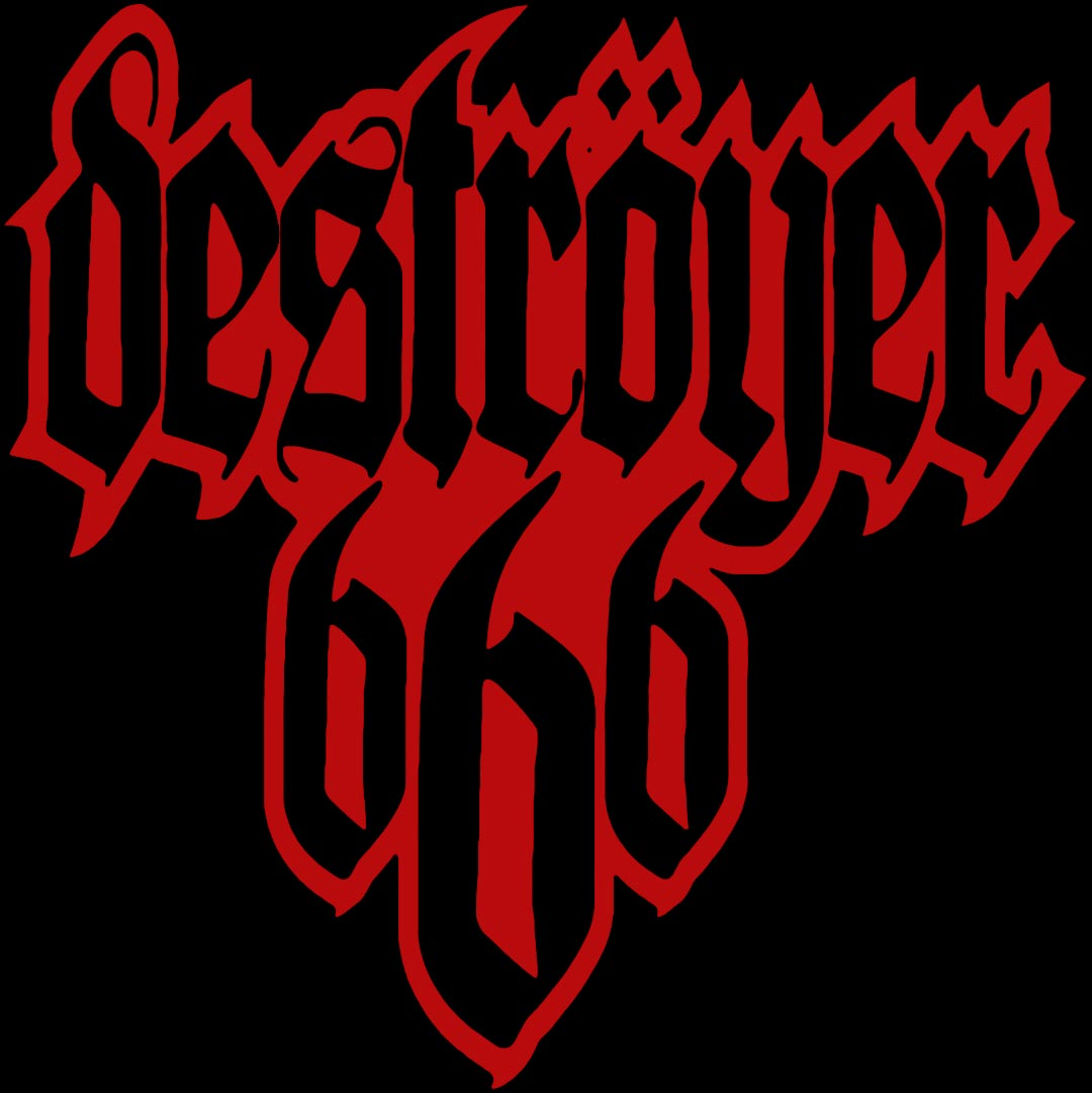 Deströyer 666 - Logo