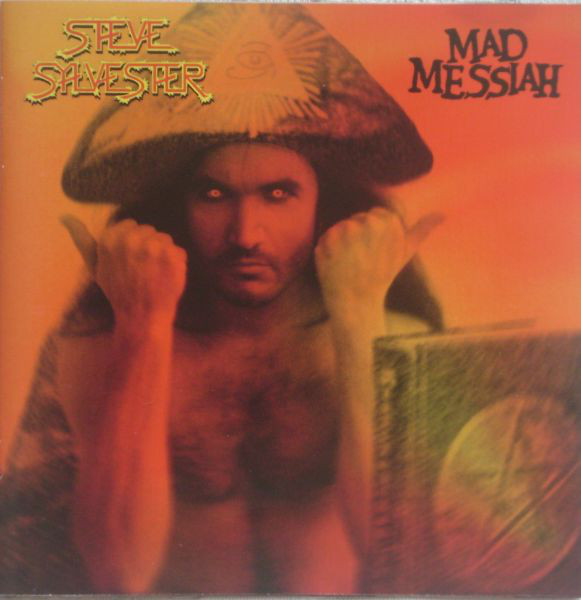 Steve Sylvester - Mad Messiah