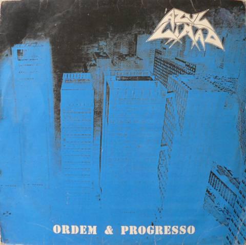 Azul Limão - Ordem & Progresso