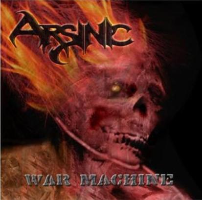 Arsinic - War Machine