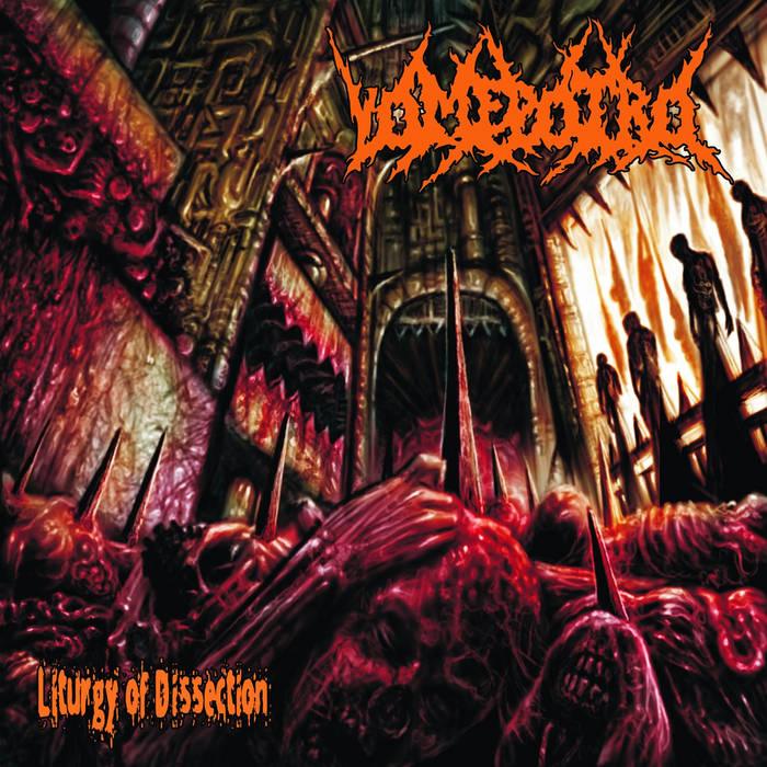 Vomepotro - Liturgy of Dissection